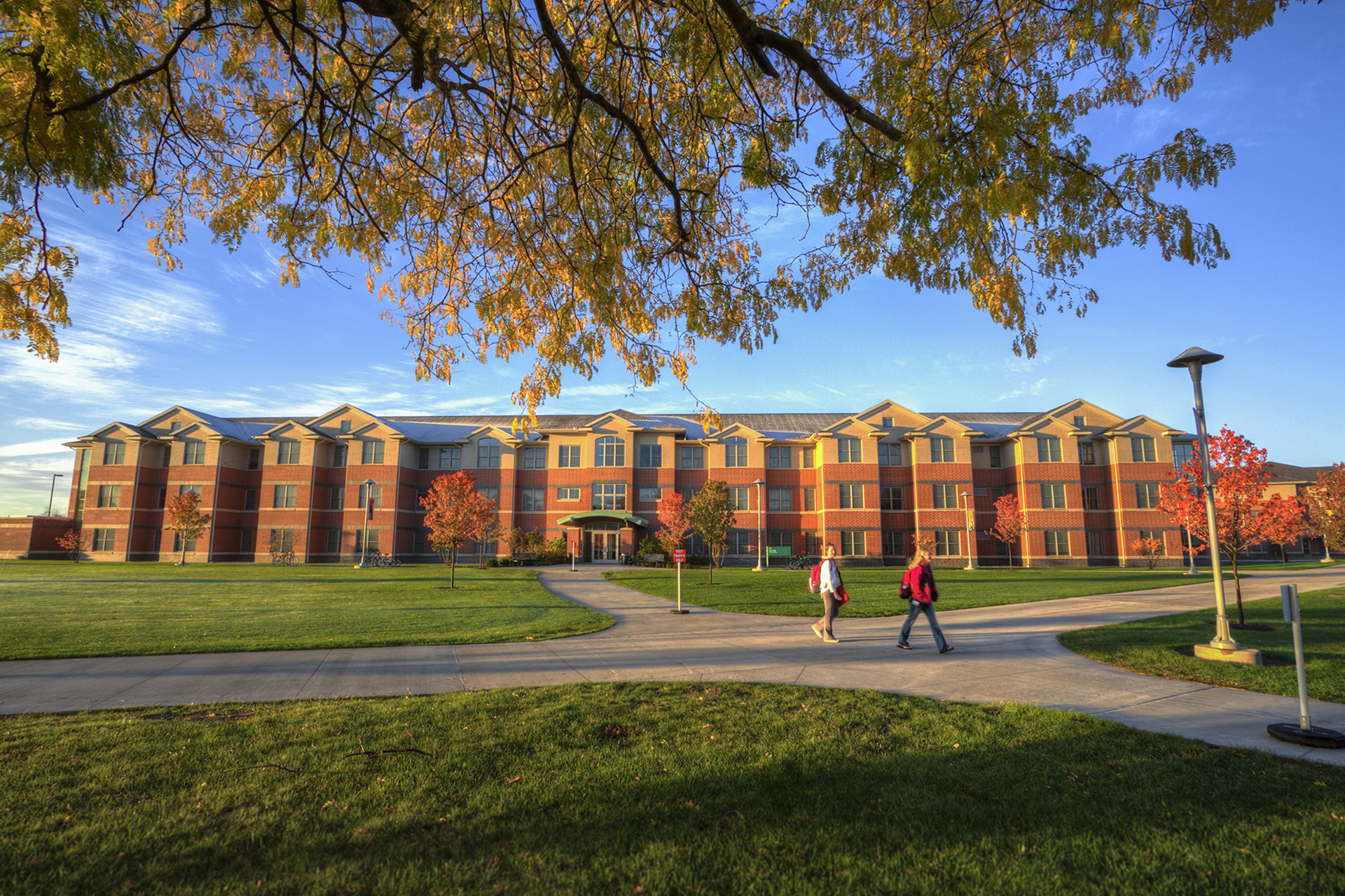 McKenzie Hall on the Dowagiac Campus